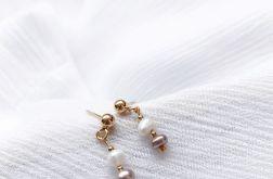 Kolczyki - perły