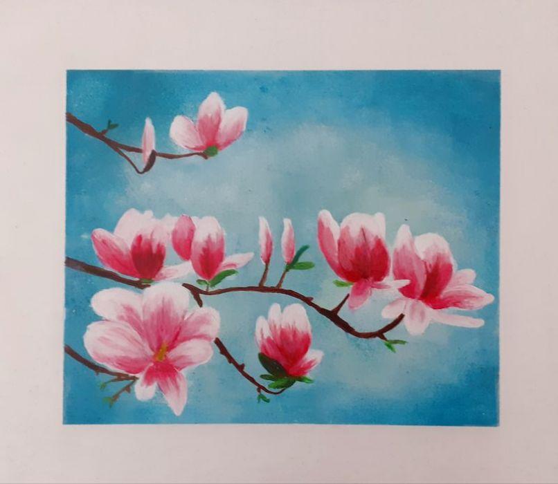 Skrzynka - magnolia - Skrzynka magnolia 3