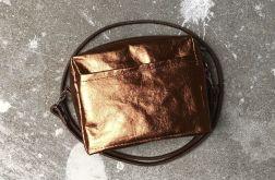 torebka TRINI miedź - JUSTmade