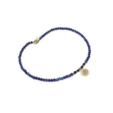 Lapis lazuli /choker/ vol. 1 - Szlachetna kolekcja