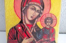 Matka Boża Nieustającej pomocy- ikona