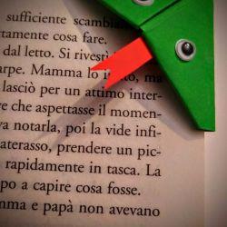 Zakładki do książek origami wąż, żmija i żaba