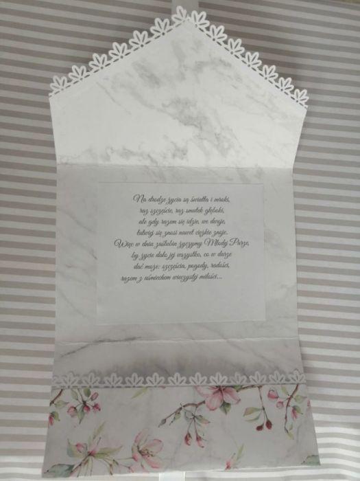 Kartka ślubna 05
