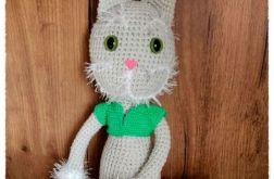 Kacperek z Kocikowa - kot, maskotka