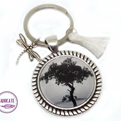 Brelok do kluczy drzewo - Fabricate