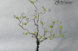 Stojak na biżuterię - drzewo