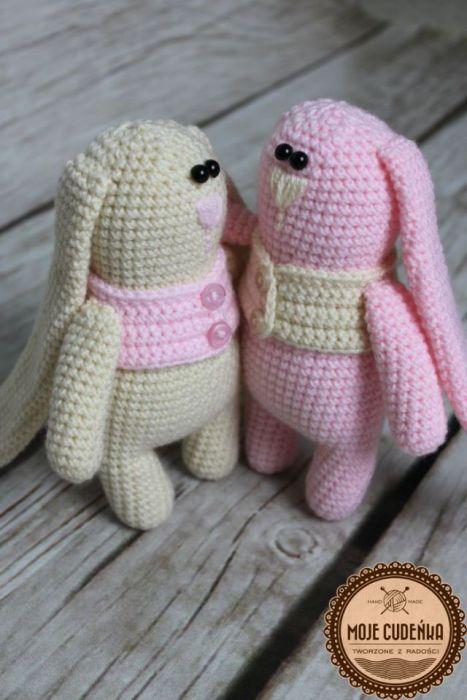 PasteLOVE króliczki -
