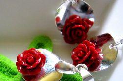 Różyczki z korala - 3 kolory