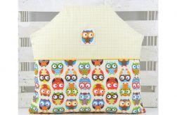 Poduszka dla dziecka - Domek Sowy 5