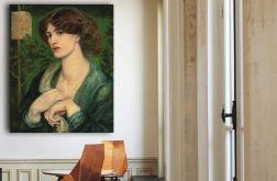 Dante Gabriel Rossetti - Reprodukcja obrazu