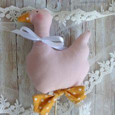 Mała gąska na piku dekoracja Wielkanoc GOTOWA