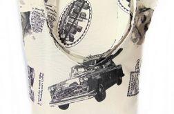 Torebka damska torba shopper auto