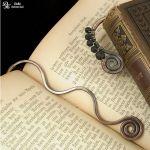 Lawa wulkaniczna - Zakładka do książki