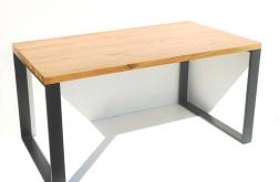 Stół jadalniany stal i dąb LOFT SIMPLY