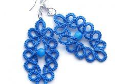 Niebieskie kolczyki#niebieski