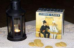 Herbaciarka pudełko z przegrodami Leibnitz Cakes