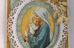 Tradycyjna kartka na Boże Narodzenie