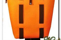 Duża XXL minimalistyczna i pojemna torebka 2w1
