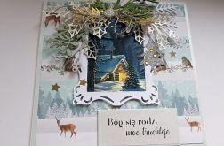 Kartka świąteczna 24 ,
