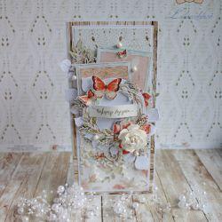 Kartka urodzinowa imieninowa Birdsong1 GOTOWA