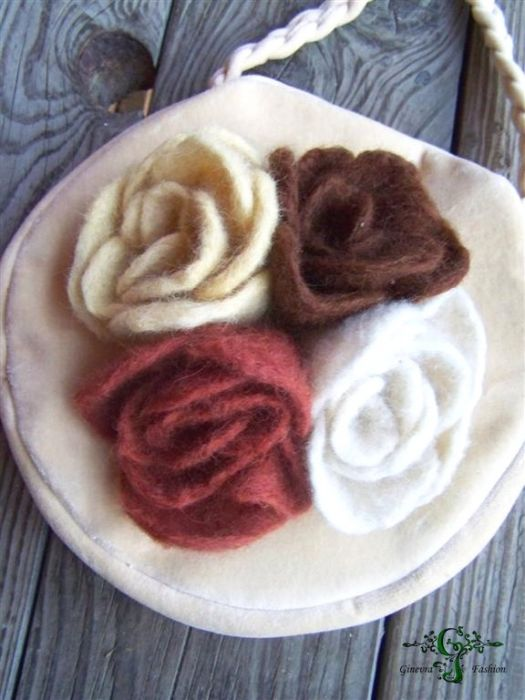 Róże na okrągło
