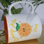 Kubek Orange Juice Mug - Kubek Pomarańcza