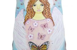 Anioł w motylach