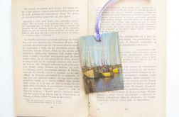 Zakładka do książki - morze 2