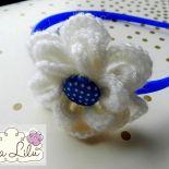 La Lilu...Opaska kwiat