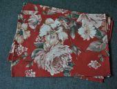 Cztery podkładki pod talerze - pudrowe róże