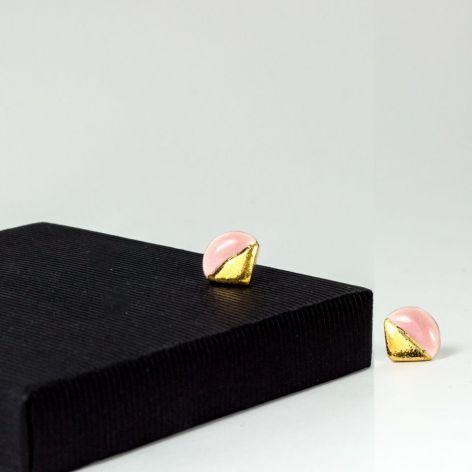 Sztyfty ceramiczne tróżowo-złote