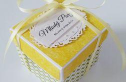 Pudełko exploding box ślub #03