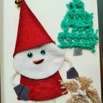 Kartka świąteczna z Mikołajem - kartka z Mikołajem