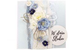 Kartka na ślub - #654