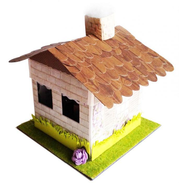 Exploding Box domek na zamówienie