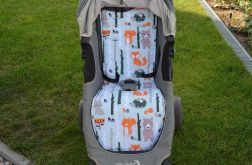 Materacyk do Baby Jogger City Mini Las
