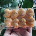 Karmelizowane nerkowce -wosk sojowy zapachowy - wosk sojowy zapachowy