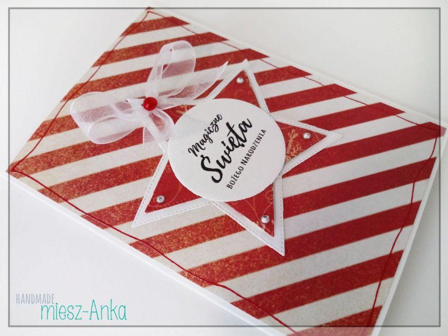 Wyjątkowe KARTKI ŚWIĄTECZNE - 22 - Boże Narodzenie, kartka, świąteczna