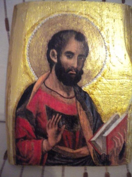 ikona -św. Marek
