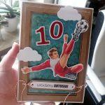 Kartka eko dla piłkarza UDP 029 - Kartka eko dla piłkarza (3)