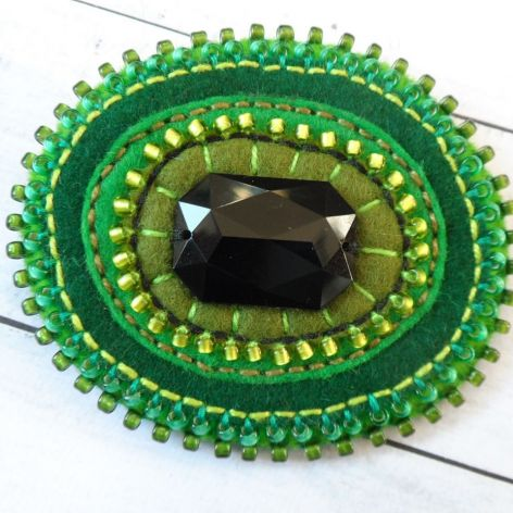 ETNO Mexico 2w1 broszka-wisior 002