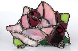 Różany serwetnik