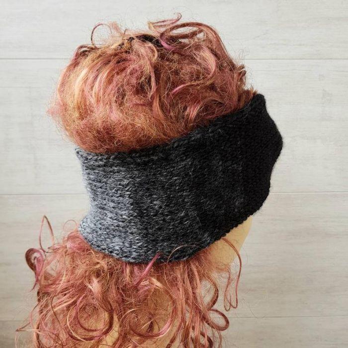 Opaska na głowę, Ombre - modna - opaska