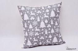 Poduszka świąteczna poduszka święta choinki s