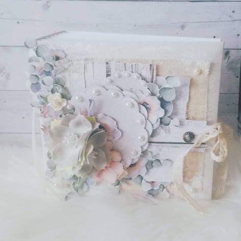 Album na ślub, rocznicę, wieczór panieński