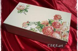 Herbaciarka w róże