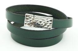 Leather- Dark Green