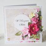 W Rocznicę Ślubu z kwiatami v.3 - rocz1