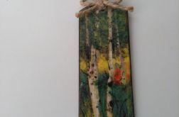 Wiosenny las