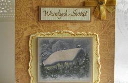 Kartka świąteczna # 03